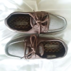 Skechers On The Go Boat Shoes Size 8